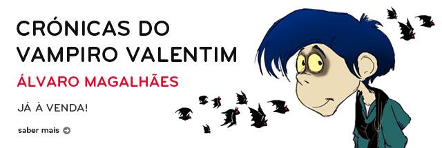 Crónicas do Vampiro Valentim - www.wook.pt
